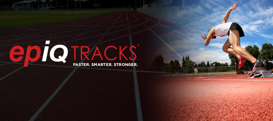 epiQ Tracks innovative technology provides a performance enhanced running track that delivers improved speed and control.